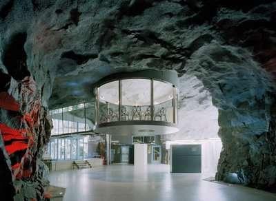 Underground Workspaces