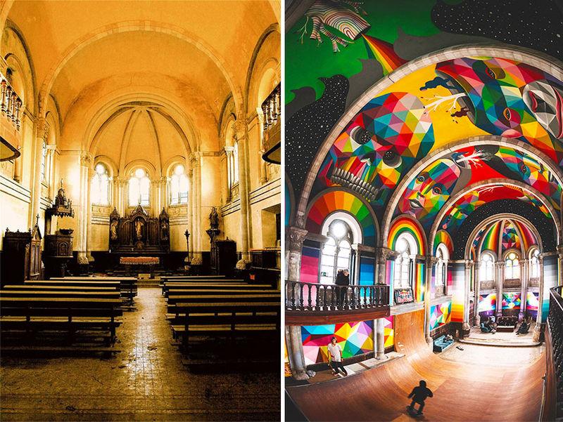 Remade Church Skateparks