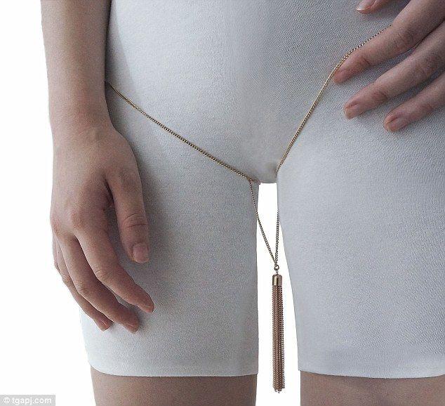 Thigh Gap Jewelry