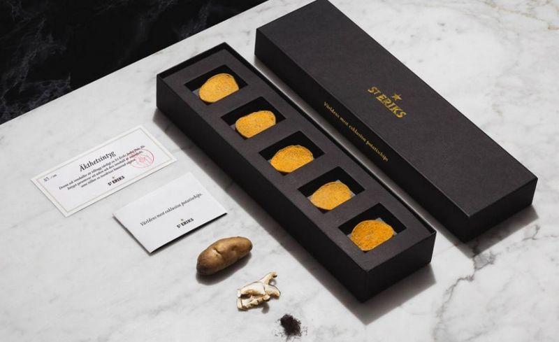 Luxury Potato Chips