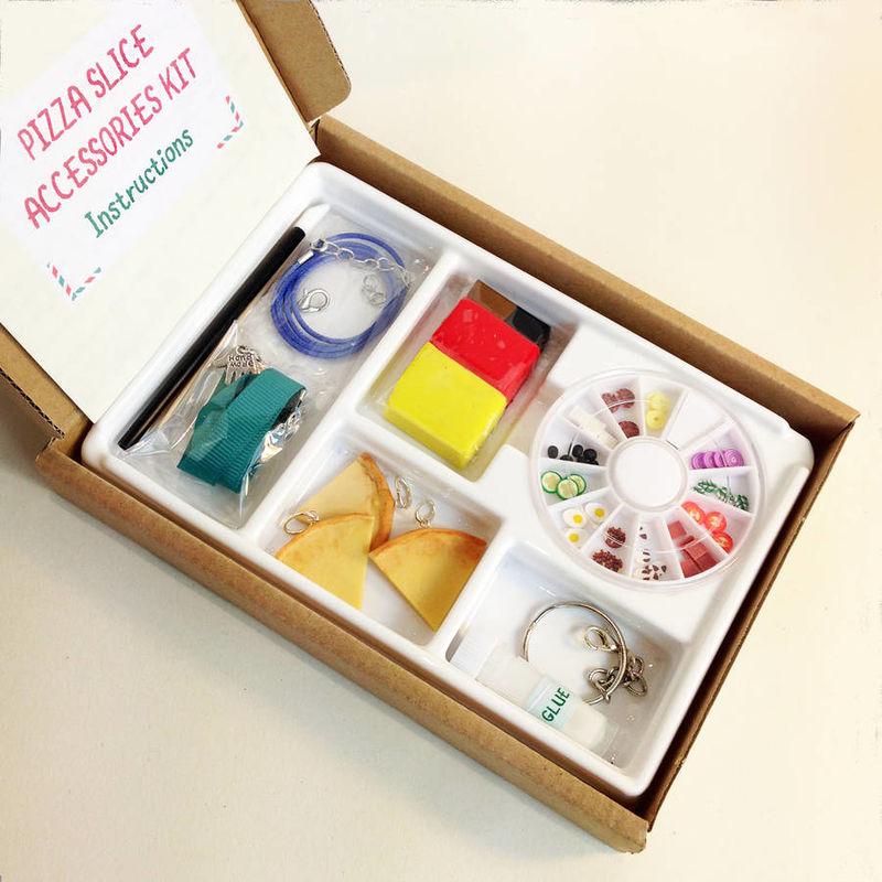 Mail-Friendly Craft Kits