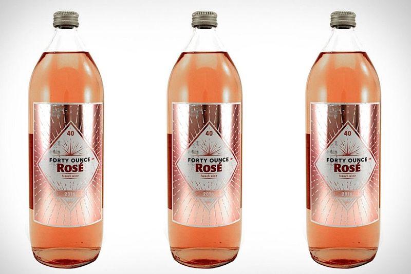 40 Ounce Rosés