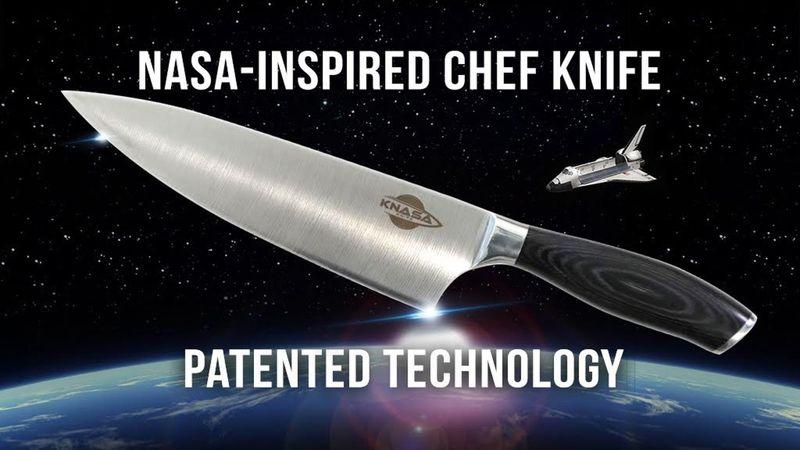 Space Agency Kitchen Knives Knife Technology