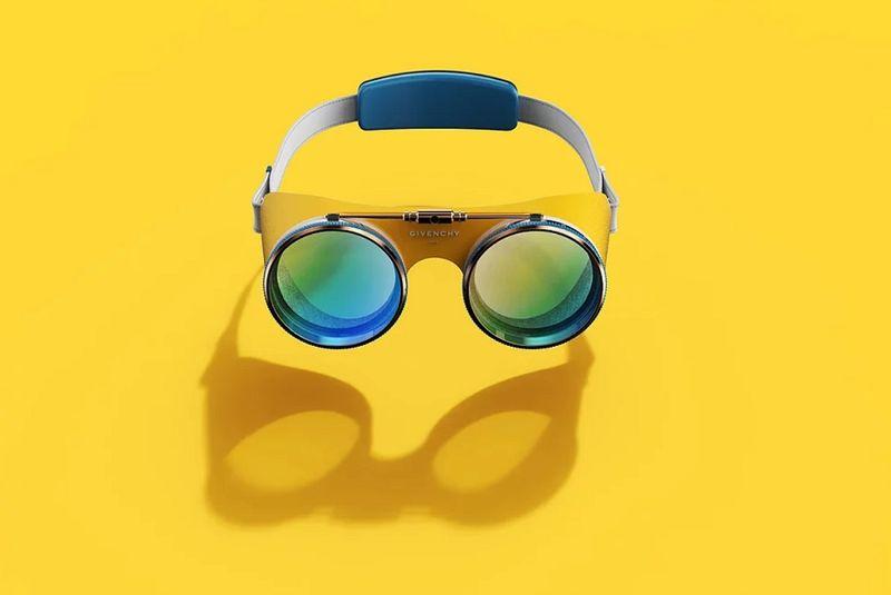 Conceptual Designer VR Glasses