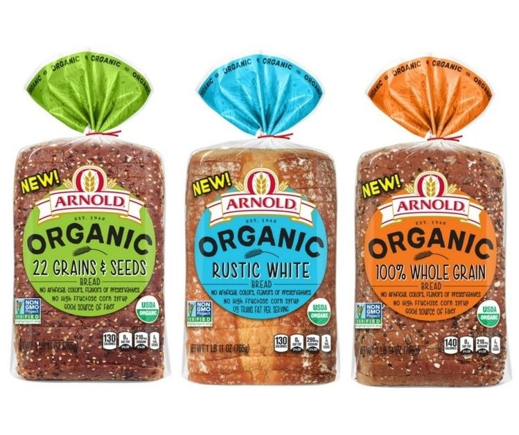 Clean Label Bread Collections