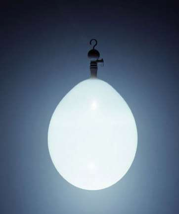 Balloon Lamp by Kyouei Design