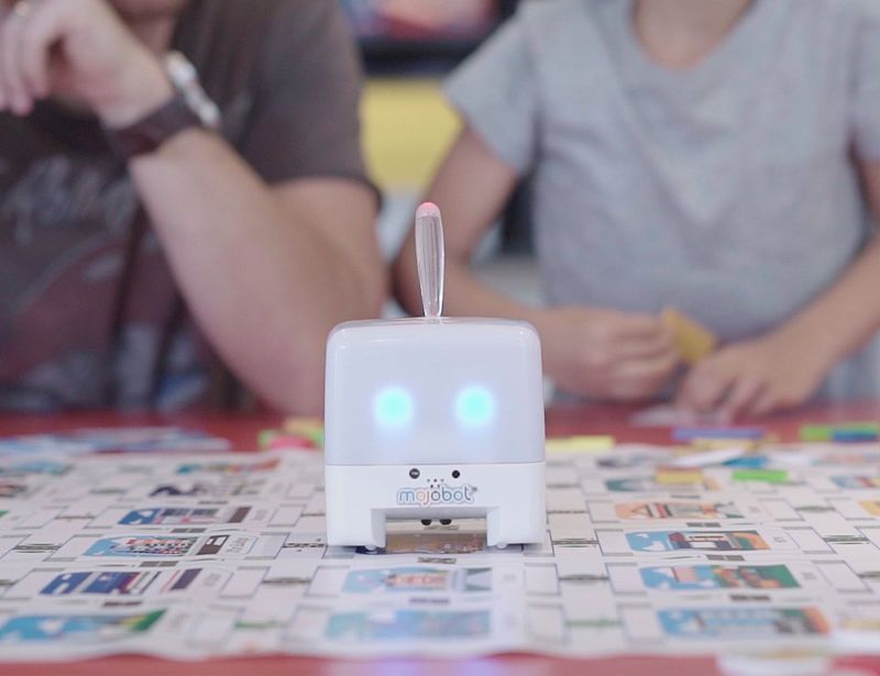 Robotic Coding Board Games
