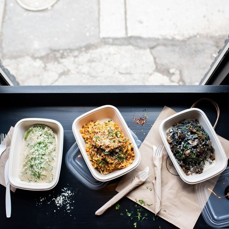 Build-Your-Own Pasta Restaurants