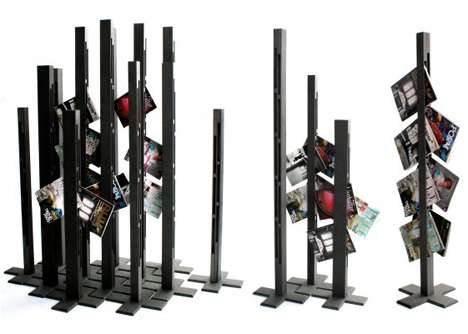 Magazine Puzzle Pillars