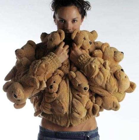 Teddy Bear Topcoats