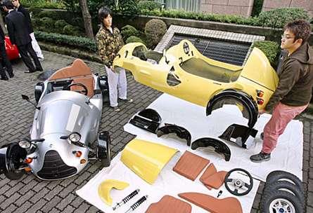 Micro Kit Cars