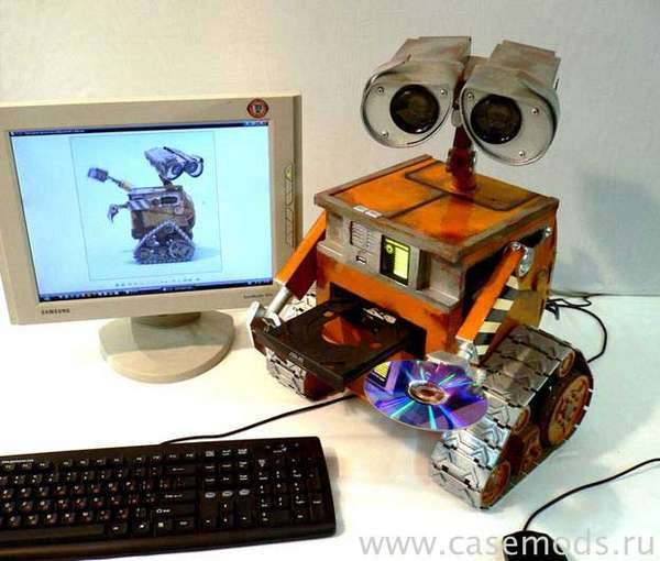 Robot Computer Cases