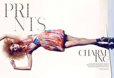 Gravity-Defying Fashiontography