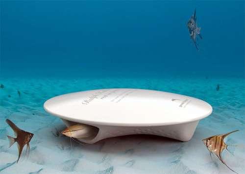 Underwater Memorials