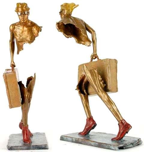 Torsoless Sculptures