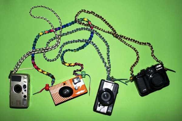 Chained Camera Straps