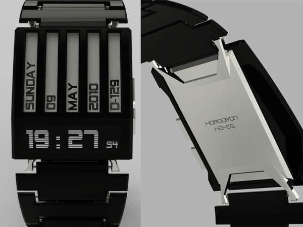E-Ink Timepieces